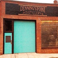 Dennings Point Distillery Debuts in Beacon