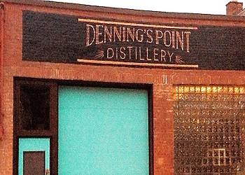 Dennings Point Distillery Debuts in Beacon