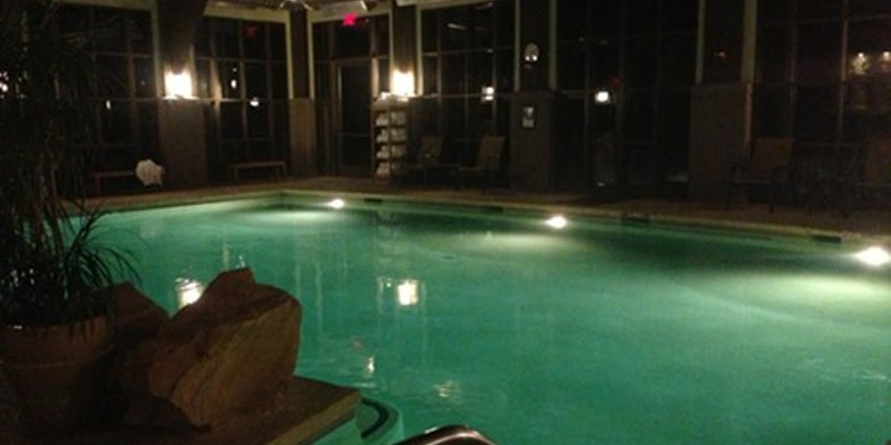 Detour: The Lodge at Woodloch in the Poconos