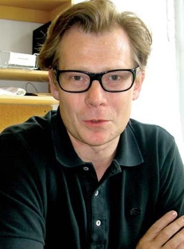 Dia Art Foundation director Philippe Vergne.
