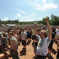 The Eighth Annual Mountain Jam Festival