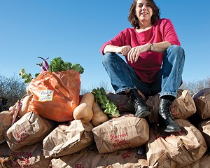 Donna Williams, founder of Field Goods