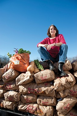 Donna Williams, founder of Field Goods - ROY GUMPEL