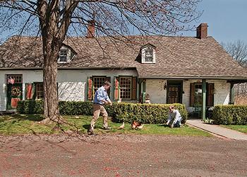Flatbush's Most Fabulous Stone House