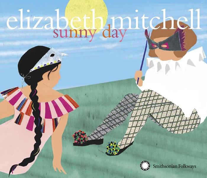 Elizabeth Mitchell - Sunny Day - (2010, Smithsonian Folkways Records)