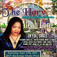 Festival of the Harvest: Autumn Equinox Musical Celebration with Aleah Long