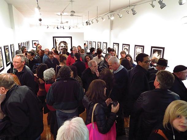 "Francesco Mastalia's exhibit ""Organic"" opens at bau Gallery on January 11. - STEVE MOORE"