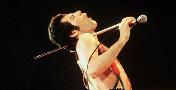Freddy Mercury - PETER STUPAR