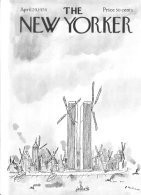 Fuel Shortage, _the_ New Yorker, _1974_