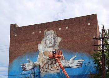 An Interview with Street Artist Gaia