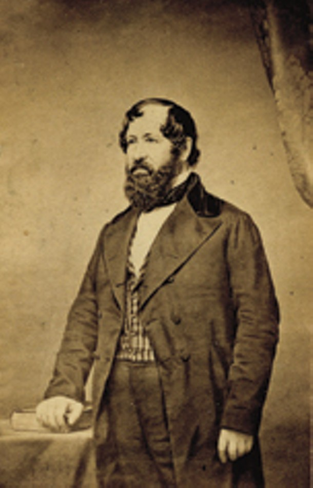 George Pope Morris is the subject of show at the Putnam Historical Society.