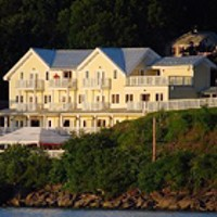 Get Out of the House, Get into theParty by the River. Experience the Rhinecliff!