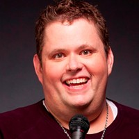 Girth of a Nation: Comedian Ralphie May at Bearsville
