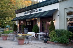 Grappolo restaurant in Chappaqua - ROB PENNER