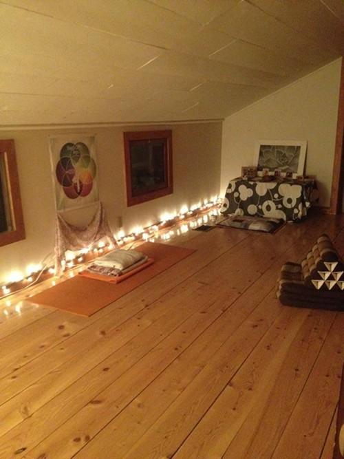 Heart Child Yoga studio in Bearsville