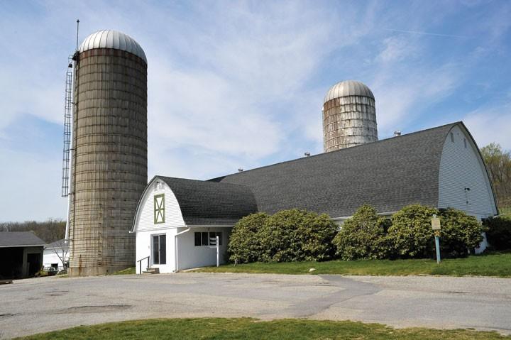 Hilltop Hanover Farm in Yorktown Heights. - DAVID MORRIS CUNNINGHAM