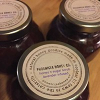 Well-Spent: The Home and Body Edition Honey n Sugar Scrub by Phoenicia Honey Co., at Tender Land Home, Phoenicia