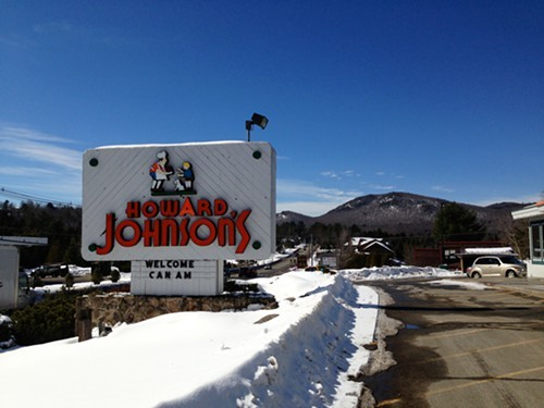 Howard Johnsons in Lake Placid