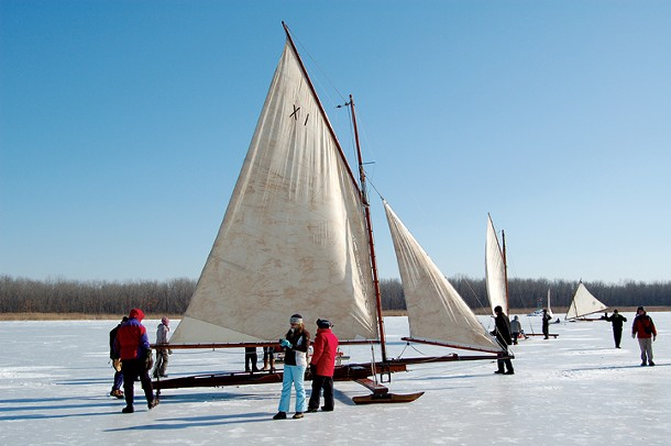 "Hudson River Ice Yacht Club at the - Athens Boat Launch on February 1 - Chronogram sponsors in march: hudson valley lgbtq center spring gala at the grandview in poughkeepsie (3/7); - hudson valley green drinks at keegan ales, kingston (3/11); ""The vagina monologues"" at the rosendale theater (3/20 & 3/21) - DALE  WOLFIELD"