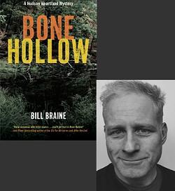 Hudson Valley Author Bill Braine Debuts Suspense Thrille