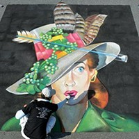 Hudson Valley Chalk Festival Returns