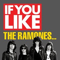If You Like the Ramones... Book Signing in New Paltz