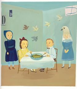 Giselle Potter Illustrations