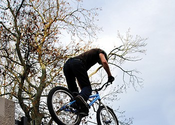 """On the Cover: """"Inspired Bicycles, Danny MacAskill"""""""