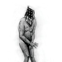 "Drawing Outside the Lines J. B. Lowe's illustration for ""America's Abu Ghraibs: Prisoner Abuse in the US,"" 6/04"