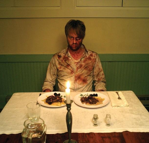 "James LeGros stars in ""Bitter Feast"""