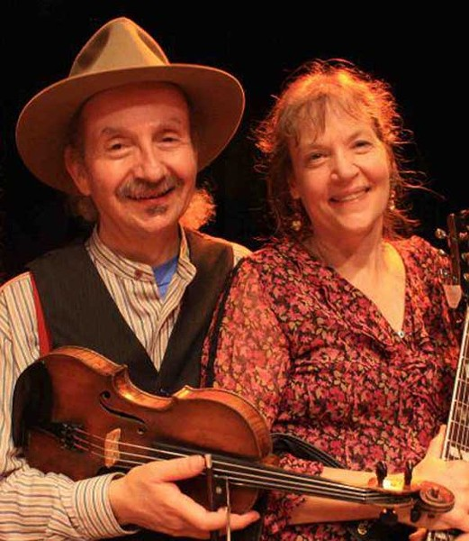 Jay Ungar and Molly Mason host a New Year's Fiddle and Dance Weekend.