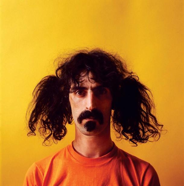 Jerry Schatzberg, Frank Zappa, New York City, 1967