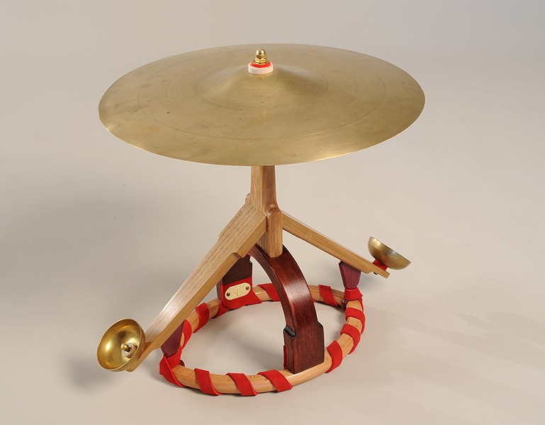 Jim Fawcett, Cymballic High Hat