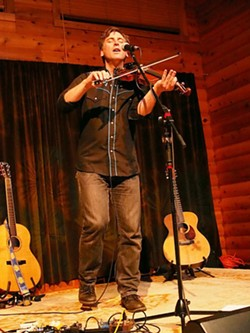 Joe Crookston Performs at The Cooperage Project