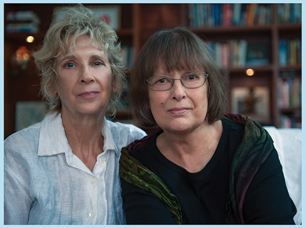 """Johanna Hall and Barbara Pickhardt's """"Miracle in Bethlehem"""" will be performed in Woodstock this month. - CATHERINE SEBASTIAN"""
