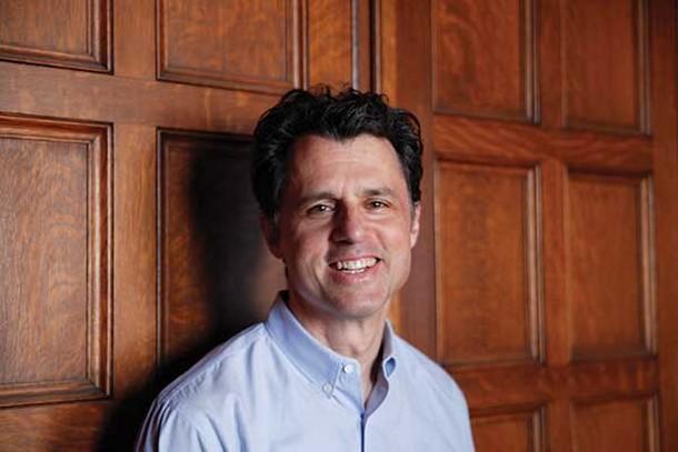 John P. Stern, President of Storm King Art Center.