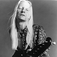 Johnny Winter Rembrance Show in Bearsville