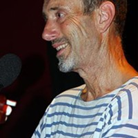 Jonathan Richman at the Rosendale Theatre