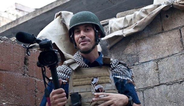 Journalist James Foley was killed by ISIL militants on August 19.