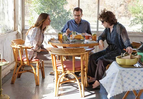 "Julia Roberts, Ewan McGregor, and Meryl Streep star in ""August: Osage County."""
