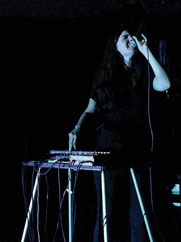 Julianna Barwick plays BSP Lounge in Kingston on July 14.