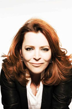 Kathleen Madigan steps up to the mic at Eisenhower Hall Theater in West Point on January 12 at 8pm.