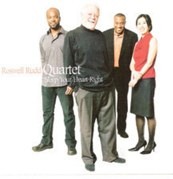 """""""Keep your Heart Right"""" by Roswell Rudd."""