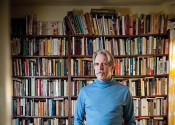 Kingston's Publisher Bruce McPherson Brings Home Literary Gold