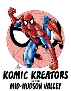 CHARLES BARNETT III - Komic Kreators