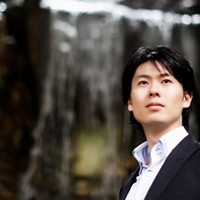 Pianist Kotaro Fukuma Performs in Hunter