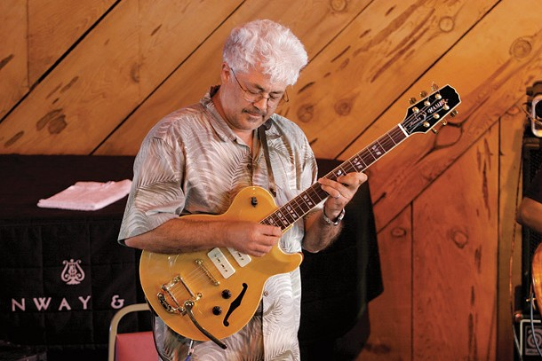 Larry Coryell plays the Rosendale Café on January 29 and the Ritz Theater in Newburgh on January 30.