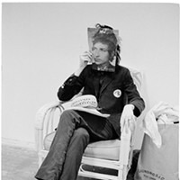 Judy Linn's Collection of Patti Smith Photographs