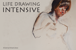 RICHARD LIBRIZZI - Life Drawing Intensive at Unison Arts Center