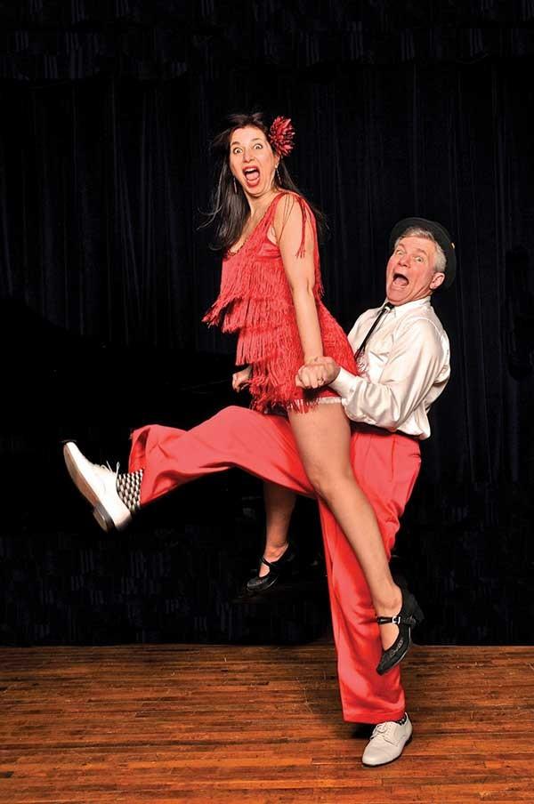 Linda and Chester Freeman. - JIM RICE